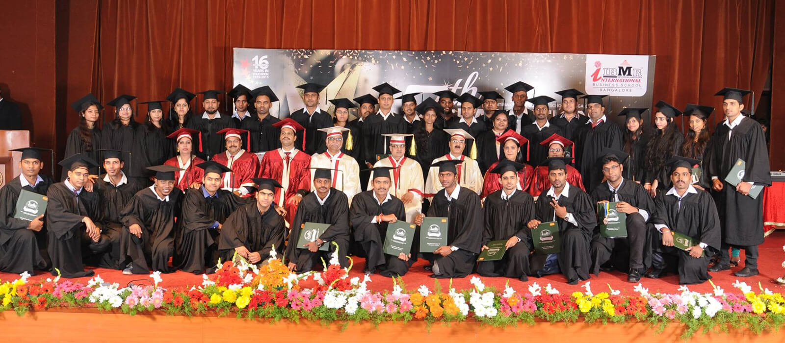 IBMR- Convocation