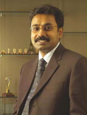 IBMR Chairman-Vinaychandra M. Mahendrakar